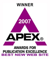 APEX Awards logo.